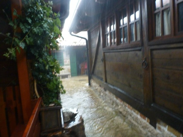 Дождливый денек