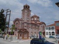 Церковь в одном из городков на полуострове Халкидики, Кассандра