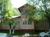 Дом Ляминой, где жил Серафим.