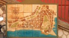 план старого города)