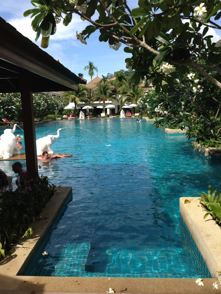 Naithonburi beach resort 4 таиланд пхукет