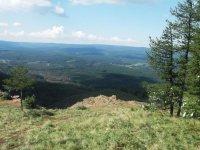 Горы в Абзаково