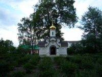 Часовня Святого Духа в Борисоглебском монастыре.