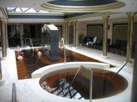 Термальная купальня отеля Аурум, г.Хайдусобосло (вода для ревматиков)