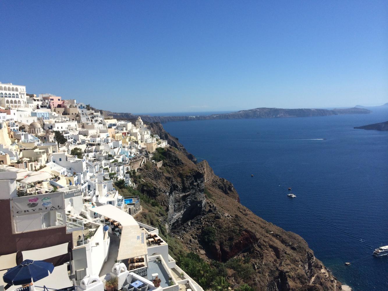 санторини греция фото отзывы туристов том, что должен