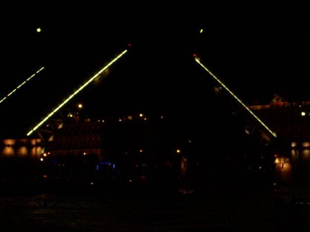 Мост в Петербурге