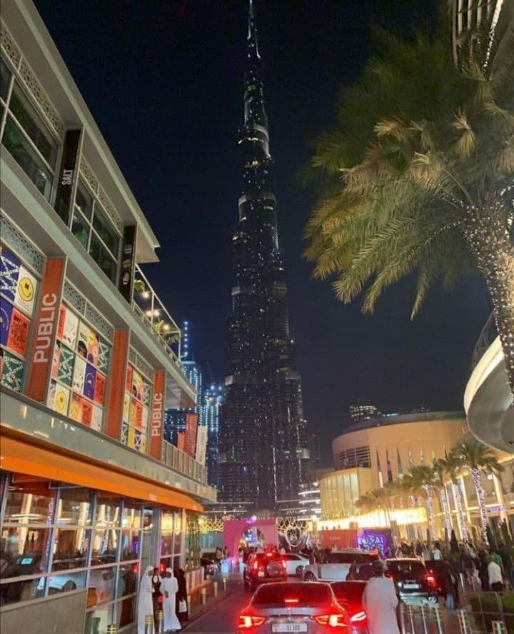 Дубай в ноябре отзывы туристов парк виртуальной реальности дубай