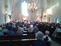 Концертстаринной музыки  в Домском соборе