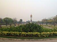 В центре Пномпеня