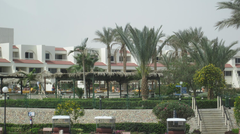 Вот так выглядит отель