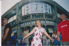 Центр набережной, день города Ялты.