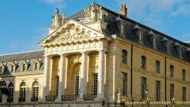 Фрагменты дворца герцогов Бургундии