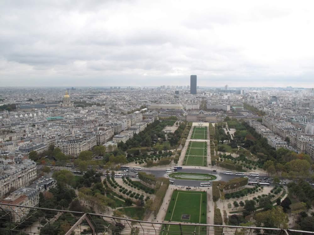 Панорама со второго этажа