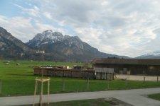 Альпийские луга и горы