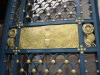 фрагмент ковки ворот