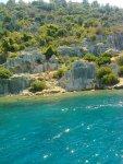Природа острова Кекова