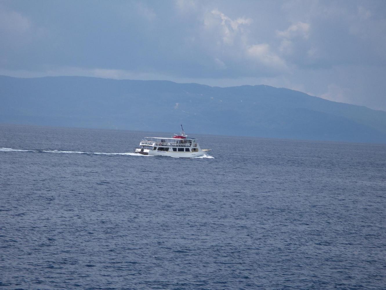 Морские пейзажи Халкидиков