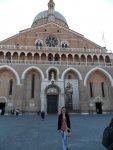 Возле базилики Святого Антония
