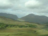 Суровые холмы Ирландии