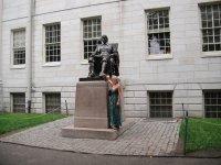 Основатель Гарвардского университета