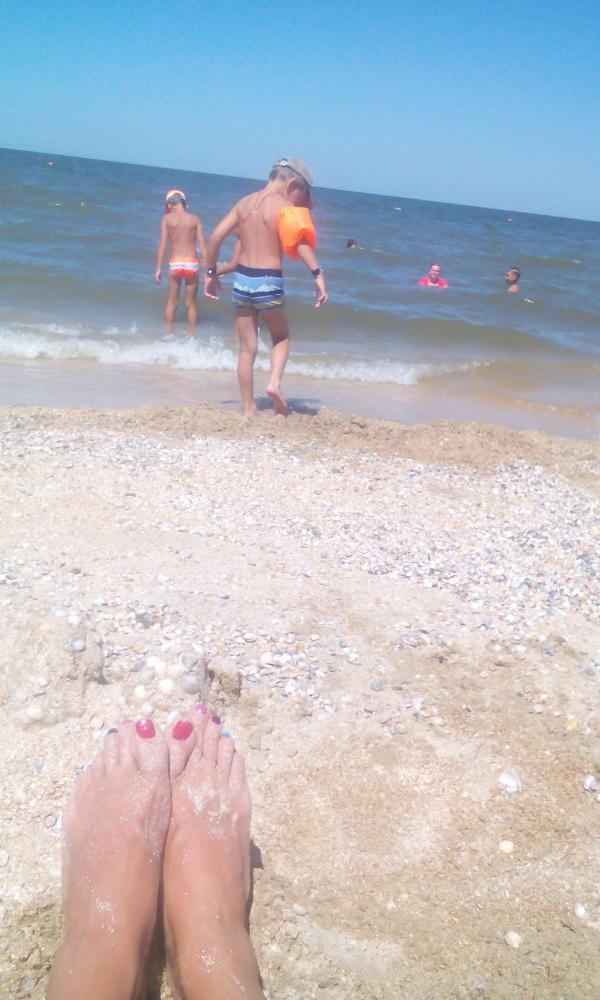 Голая пляж анапа считаю
