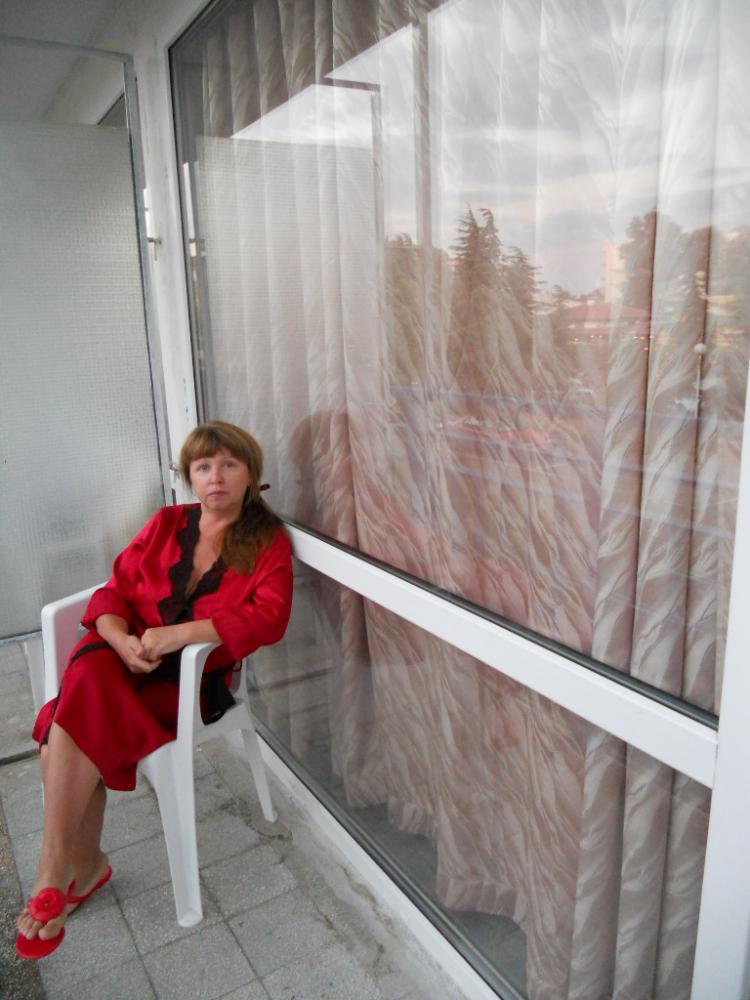 Удобный балкончик
