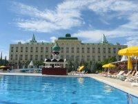 шикарный отель с президенскими номерами
