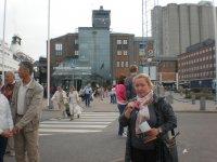 Терминал в Стокгольма