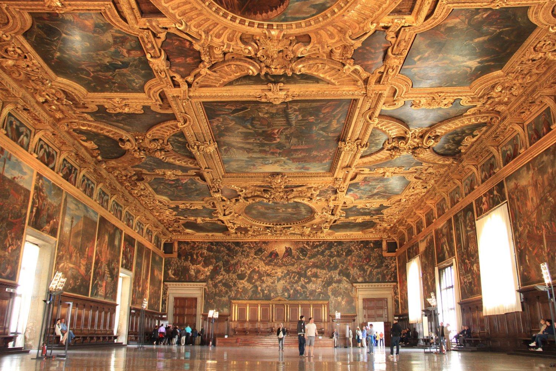 Image result for фото венеция зал дожа