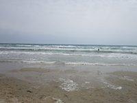 море в штормовую погоду
