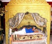 Спальня во дворце султана в Тунисе