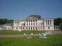 Центральный дом усадьбы Останкино