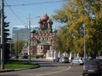Домовая церковь Черкасских.