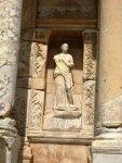 Статуя Мудрости библиотеки Цельсия
