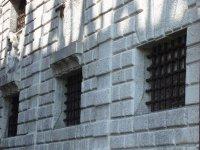 Окна тюремных камер Дворца Дожей