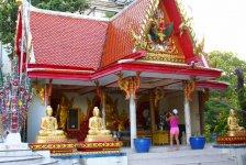 Храм на территории комплекса