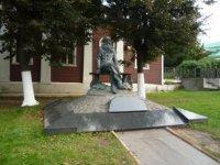Памятник ученому и, как ни странно, анархисту