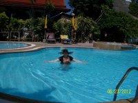 бассейн отеля Bill Resort