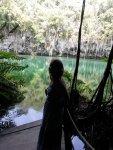 """Пещера """"Три глаза"""" в Санто-Доминго"""