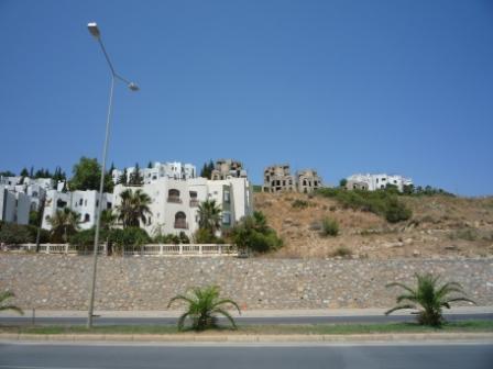Окрестности отеля