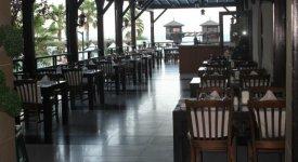 Терасса основного ресторана