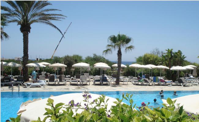 Отель Tasia Maris Oasis 4 Айя Напа цены Отель Travelru