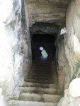колодец в котакомбах святой Соломонии