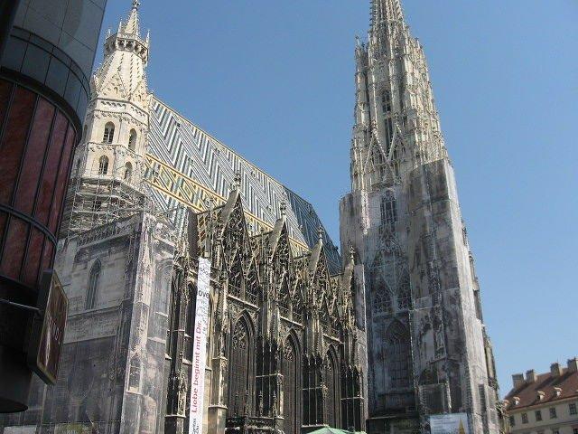 Что посмотреть в Австрии (Вене) осенью