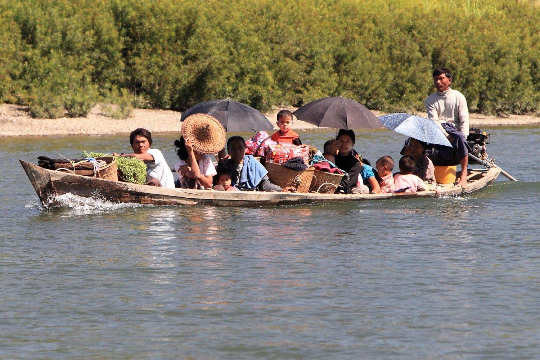 Мраук- река Лемро