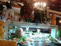 фото из ресторана, каждую неделю устраивались Турецкие вечера, было очень вкусно!