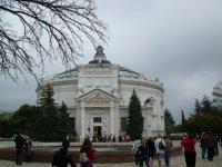 """музей-панорама """"Оборона Севастополя 1854-1855 гг."""""""