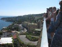 Неаполь.Вид на Капри.