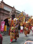 Воскресное шествие  в Сансья
