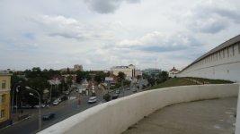 Вид с Кремлевской Стены
